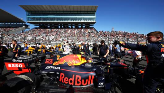 F1の「IT化」が止まらない! レッドブル・ホンダ好調の裏には、AT&Tという相棒がいた