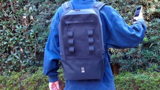 ポートランド発祥「クローム」の新作バックパックは、プロスペック&ルックスが見事に融合!