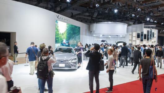 画像多めで改めて振り返る「東京モーターショー2019」の注目モデル【後編】