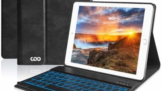 9.7インチiPadは「キーボード付きケース」がやっぱり最適解! 2 in 1の最新おすすめ5選