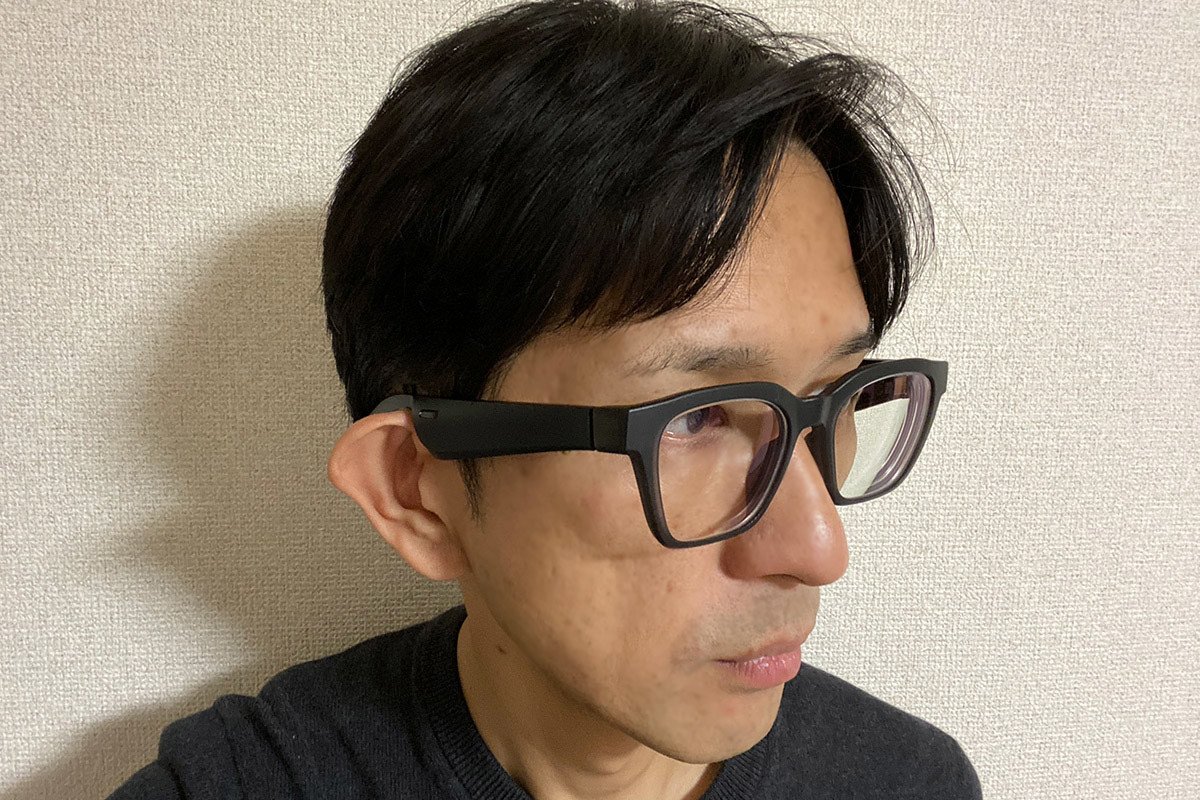 bose メガネ