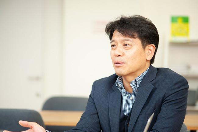 ↑「TURNS」プロデューサーの堀口正裕さん