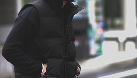 「アウターとして使える黒のダウンベストを探してます」11月のファッションお悩み相談室〜vol.3〜