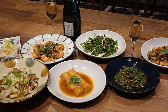 ↑厳選した食材を使用しており、B級グルメ感のあった台湾料理をスタイリッシュに仕上げたことで世界中のグルメな人たちから注目されている