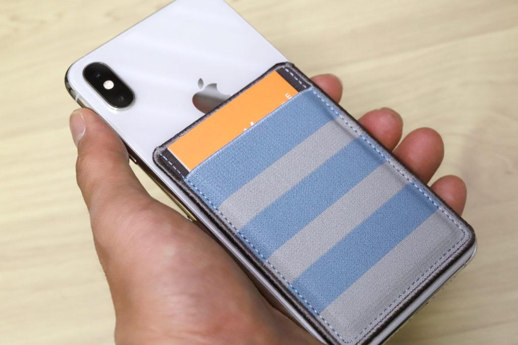 ↑iPhone(Xs Max)にジャストサイズ