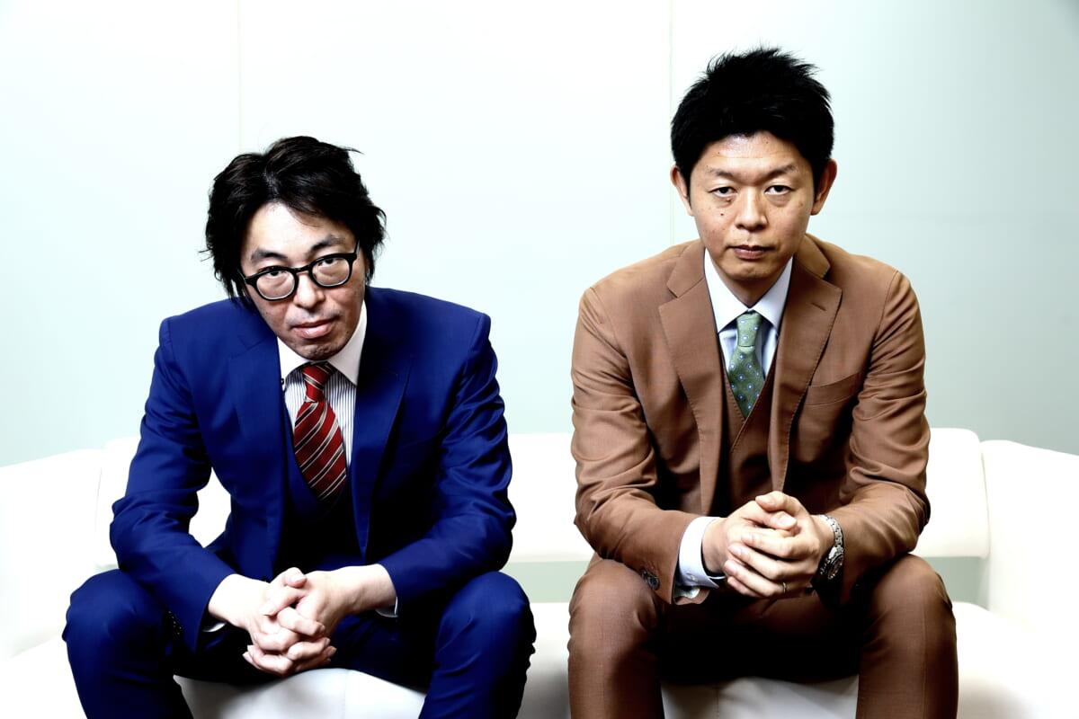 オンバト世代。お笑いコンビ「号泣」が復活!——12年ぶりのM‐1挑戦と再 ...