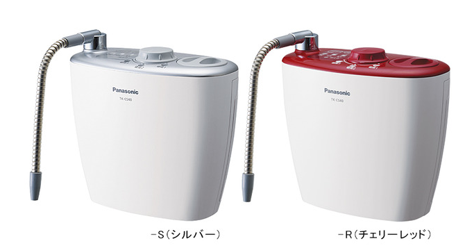 パナソニック ミネラル調理浄水器 TK-CS40